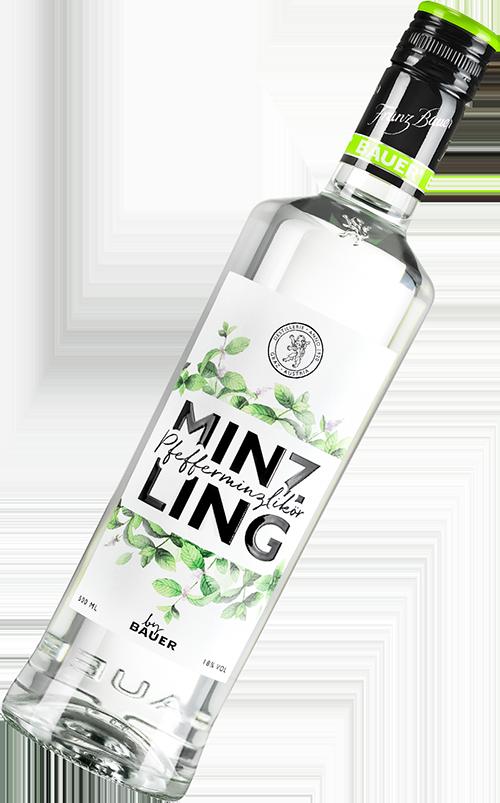 Minzling Flasche